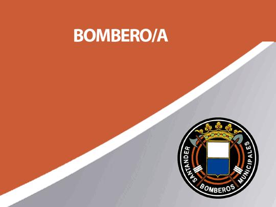 Bombero/a