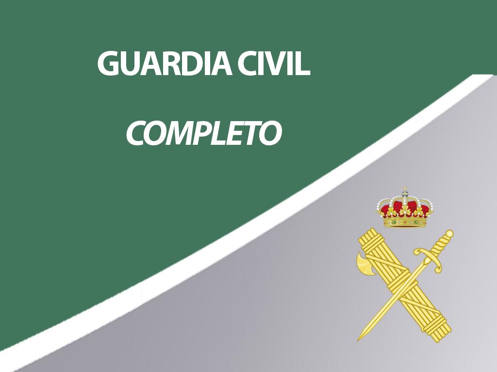 Guardia Civil - Completo